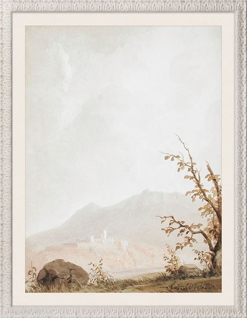 Picture of Curated - Italian Landscape - Circa 1825