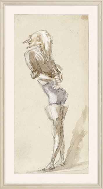 Picture of Curated - Homme En Grande Bottes - 1870
