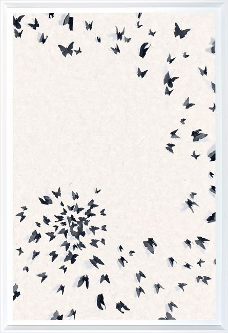 Picture of Spirale Papillon II