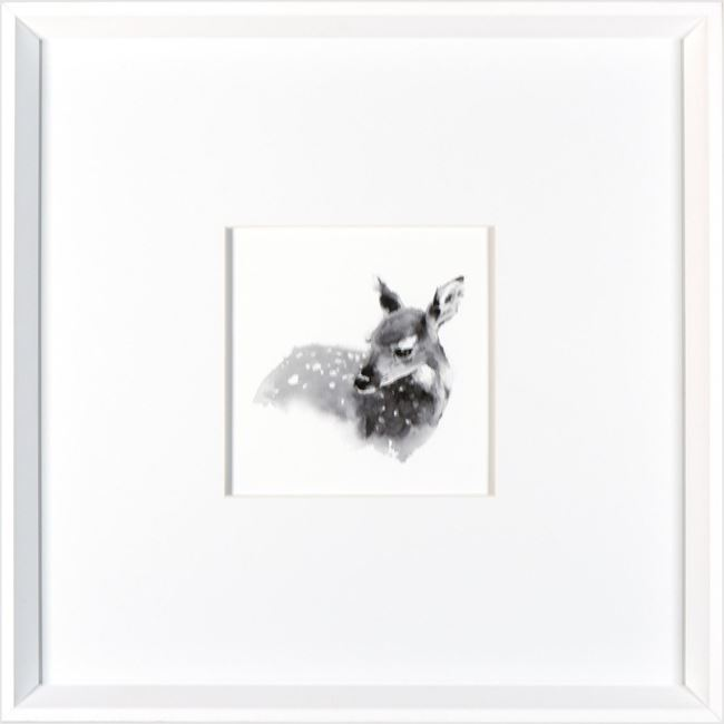 Picture of Fawn - White