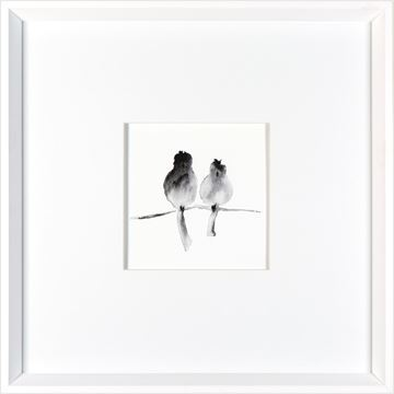 Picture of A Pair - White