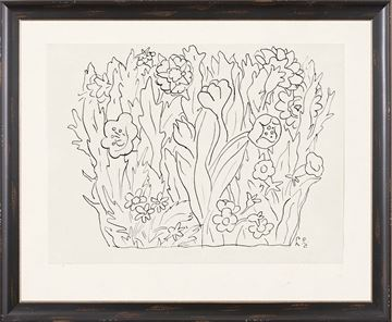 Picture of Collection 12 - Gestel, Flowers  - 1900