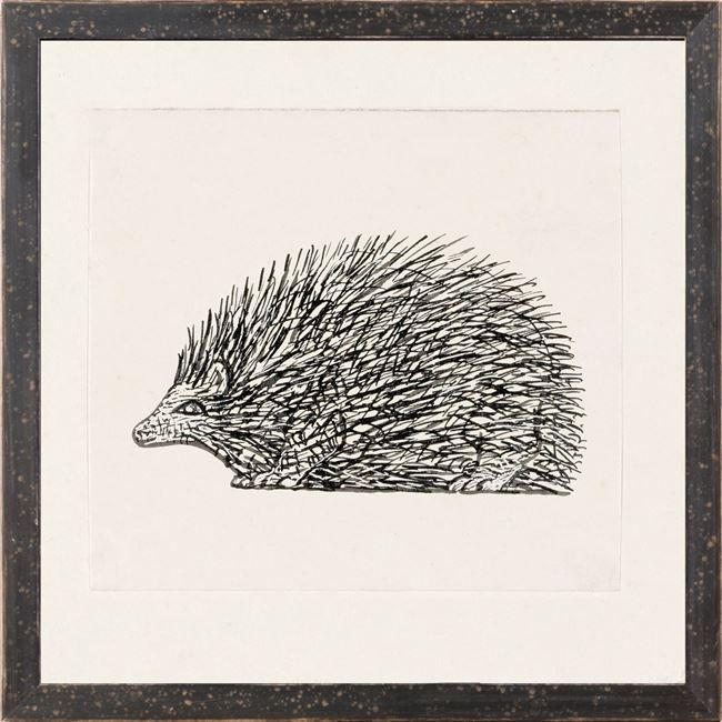 Picture of Collection 12 - Gestel, Hedgehog  - 1900