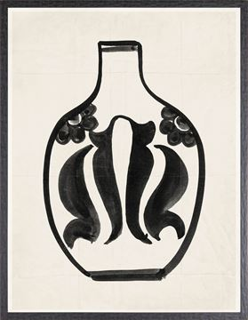 Picture of Collection 12 - Cachet, Vase - 1905