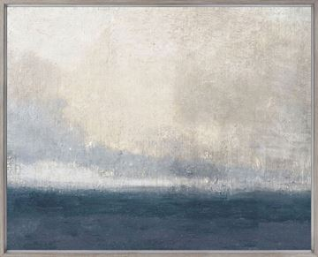 Picture of Turner - Seascape  - Framed Canvas
