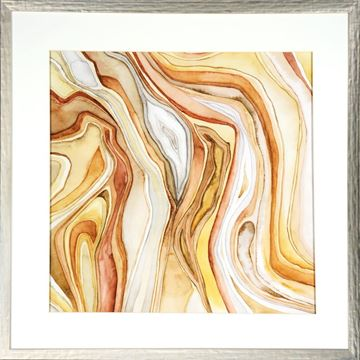 Picture of Watercolor Agate II