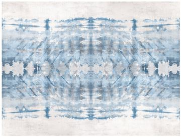 Picture of Painted Shibori - Mid Gallery Wrap Canvas