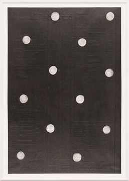Picture of Pearlized Dots Brown - Small