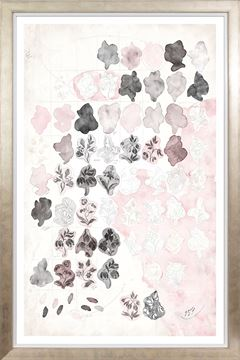Picture of Jeu De Motif Floral I - Small