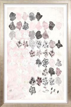 Picture of Jeu De Motif Floral II - Small