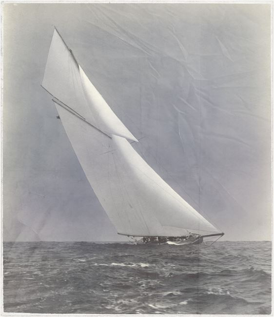 Picture of Acrylic - Indigo Stained - Yacht Columbia