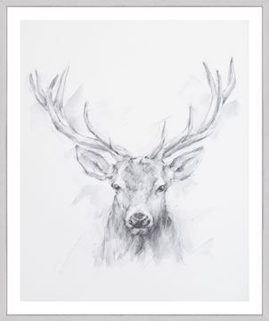 Picture of Elk Sketch I
