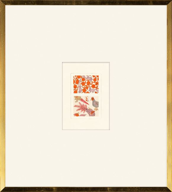 Picture of Textile Design, Japan 1894 I