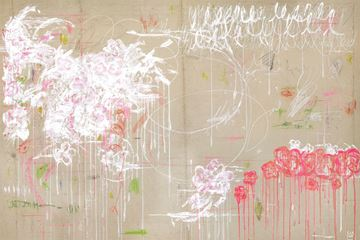 Picture of The Twombly Affair - Gallery Wrap Canvas