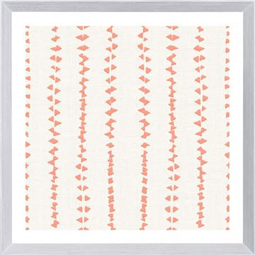 Picture of Motif In Coral VI