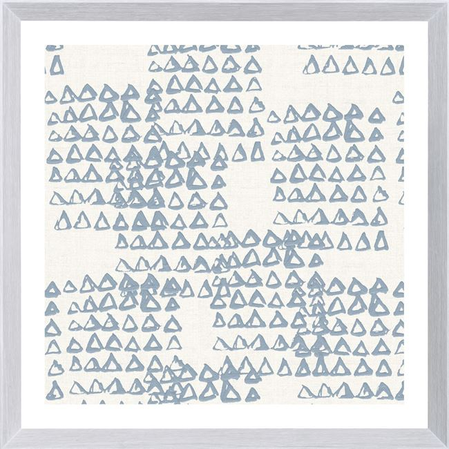 Picture of Motif In Blue III