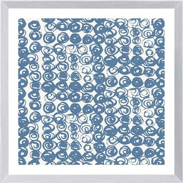 Picture of Motif In Blue VII