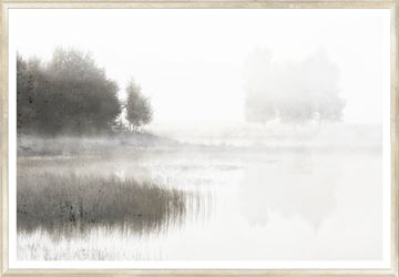 Picture of Taupe Aspect III - Large