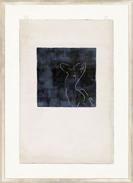 Picture of Indigo Line Series VI - Large