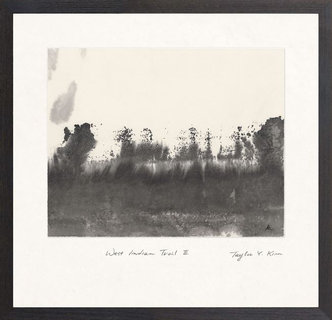 Picture of West Indian Trail III - Large