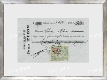 Picture of Collection 10 - French Receipt VI