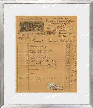 Picture of Collection 10 - French Receipt X