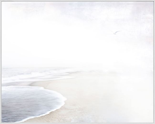 Picture of Receding Tide - Framed Canvas