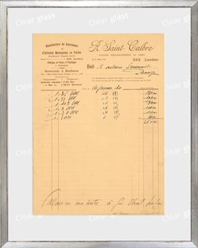 Picture of Collection 10 - French Receipt XV