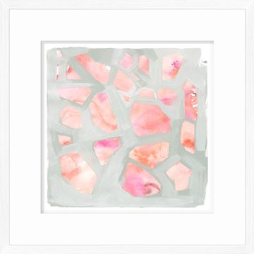 Picture of Pink Salt Shards I