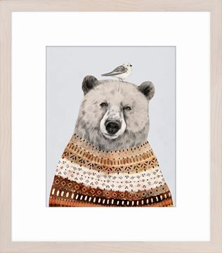 Picture of Fair Isle Bear II