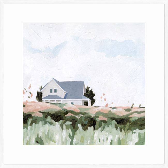 Picture of House on a Hill I