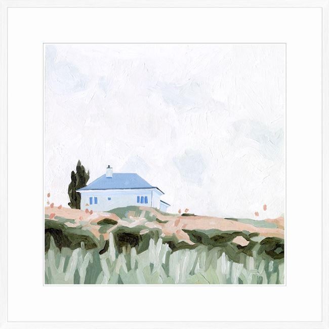 Picture of House on a Hill II