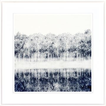 Picture of Indigo Landscape Series II