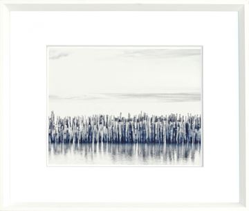 Picture of Indigo Landscape Series VII