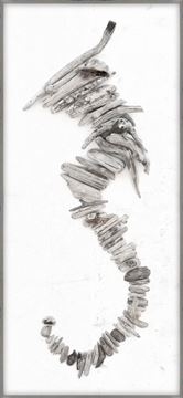 Picture of Driftwood Seahorse I