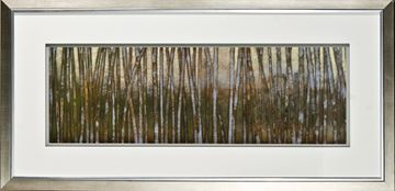 Picture of Blue Birch Forest I