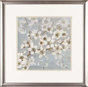 Picture of Silver Blossoms II