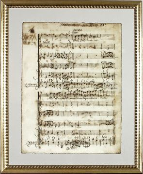Picture of Latin Sheet Music - Pg 82