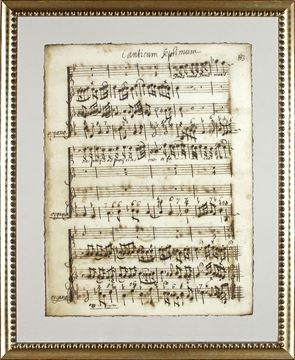 Picture of Latin Sheet Music - Pg 83