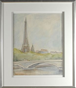 Picture of View Of Paris IV