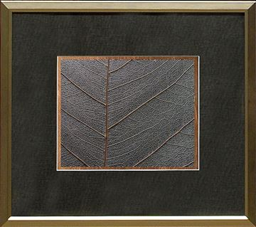 Picture of Copper Leaf Detail IV