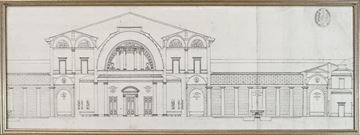 Picture of National Institute (1700-1800) White