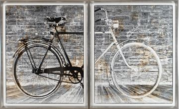 Picture of Bicycle Diptych