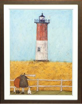 Picture of Toft- Feeling Love At Navset Light-Large