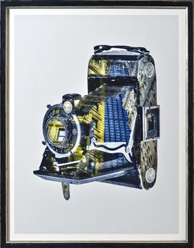 Picture of Vintage Camera I Colour