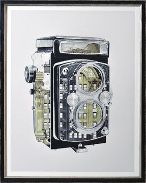 Picture of Vintage Camera II