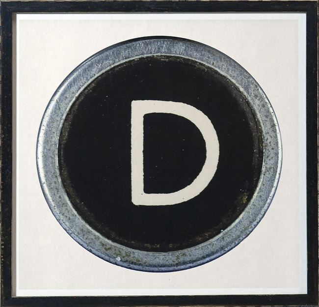 Picture of Type Key, D