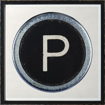 Picture of Type Key, P