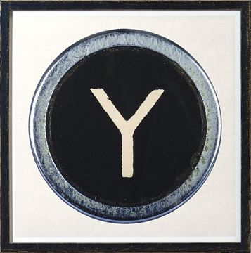 Picture of Type Key, Y