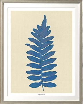 Picture of Indigo Fern I Sml